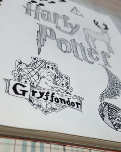 Harry Potter - 01/10/2016